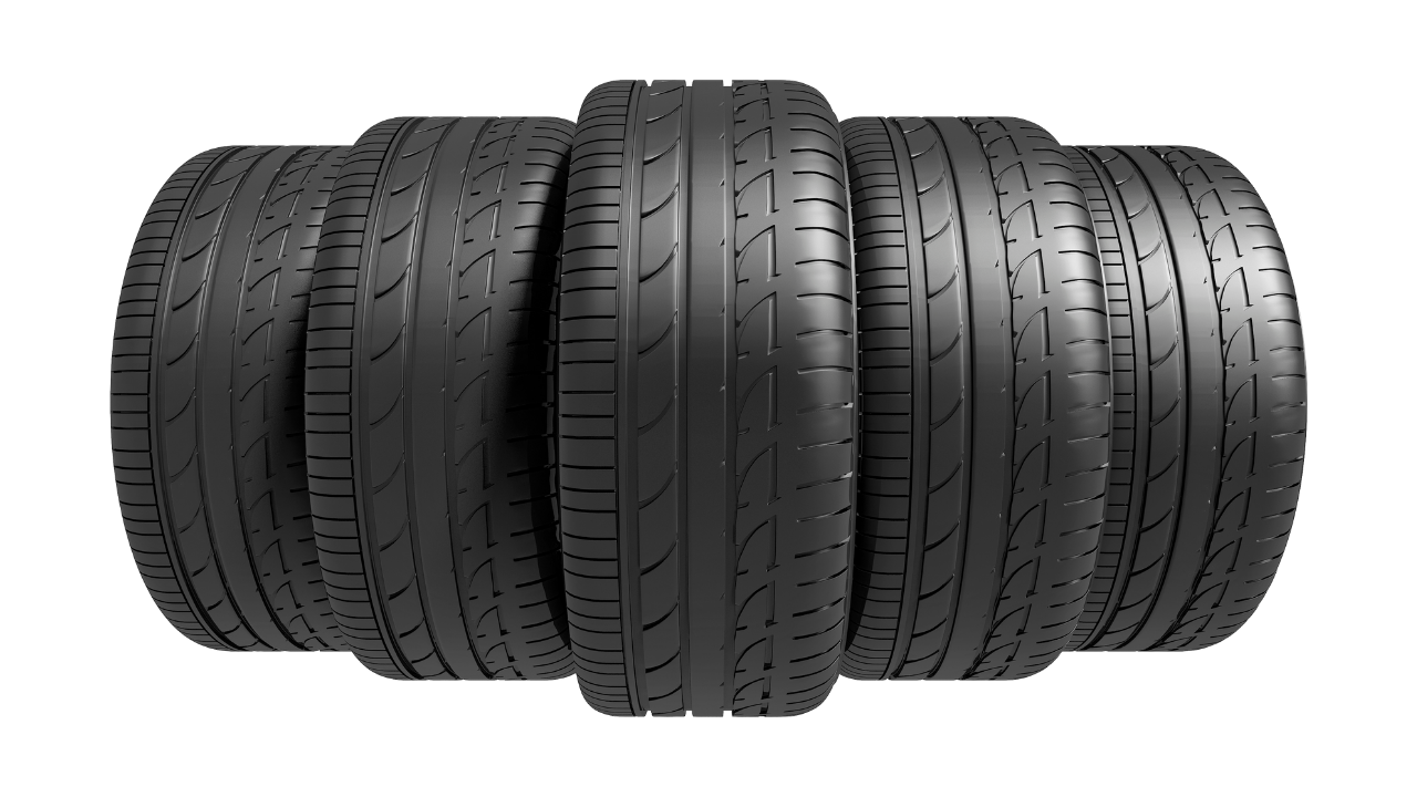 full size spare tyres