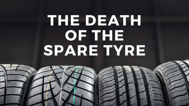 the death of the spare tyre guide