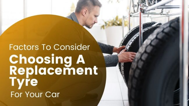 how to choose a tyre
