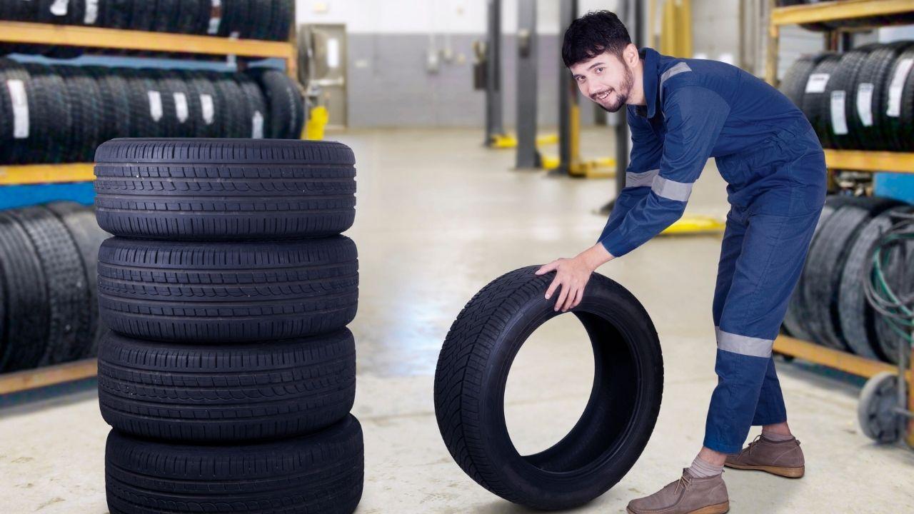 tyre width